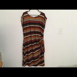 Ashley Stewart dress made by Olivia Mathews
